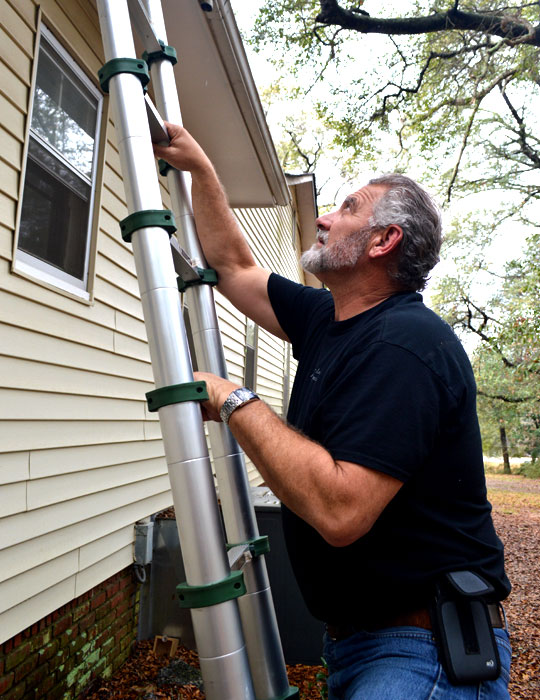 Georgia Home Inspector Tim Fetz
