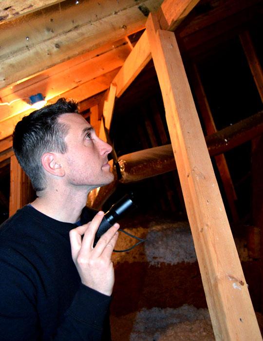 Georgia Home Inspector Greg Fetz